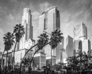 Photographer's DIY walking tour of downtown LA: Downtown Skyline