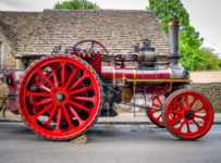 Finding passion - steam engine