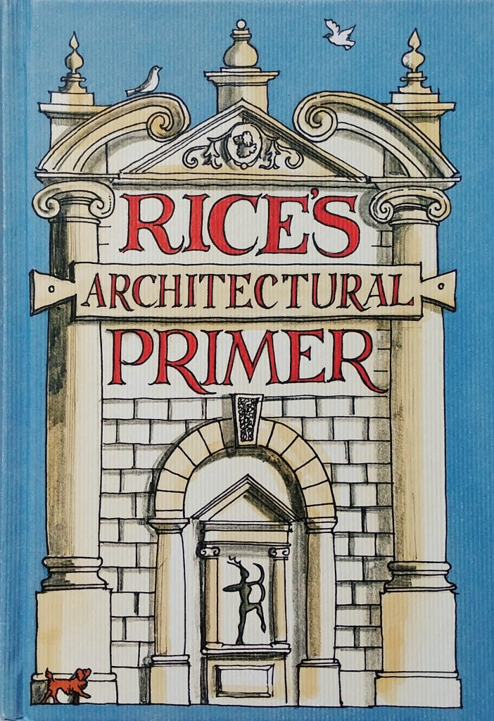 Explore Your Worlds - Cover of Rice's Architectural Primer