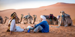 The best way to find a great local guide: Local guides in the desert