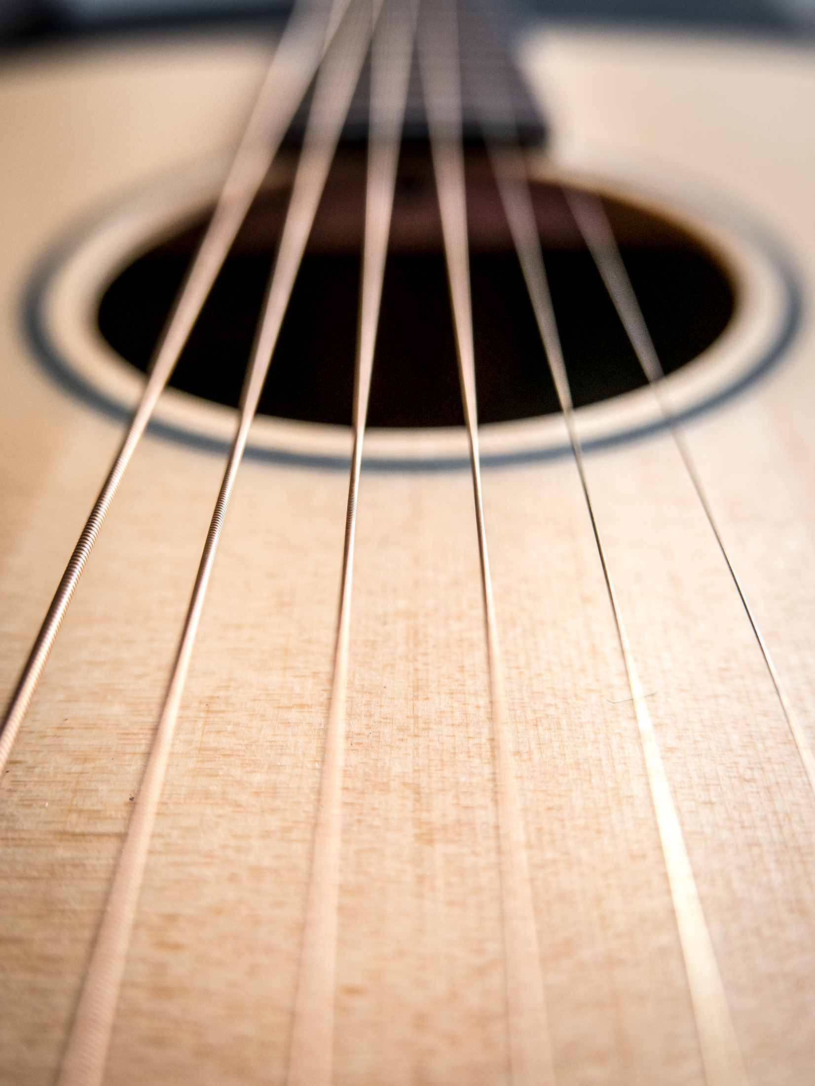 Small steps to mastery - guitar strings