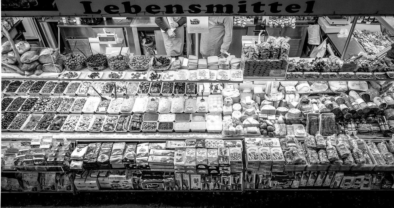 Frankfurt stopover - Kleinmarkthalle sweets