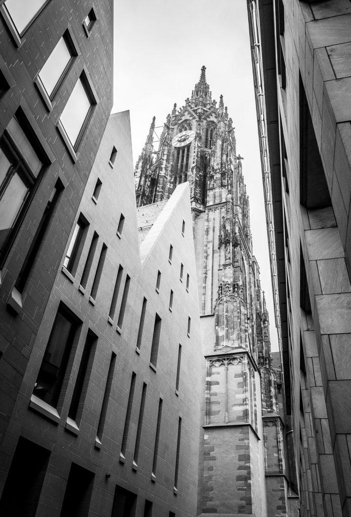 Frankfurt stopover - Kaiserdom