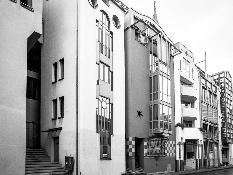 Frankfurt stopover - Saalsgasse