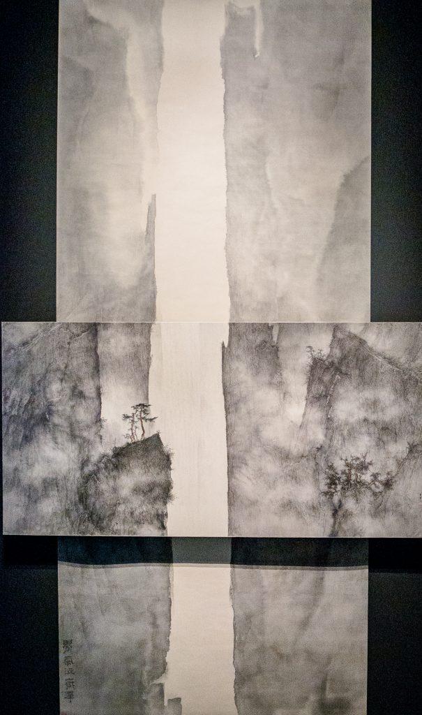 Li Huayi painting