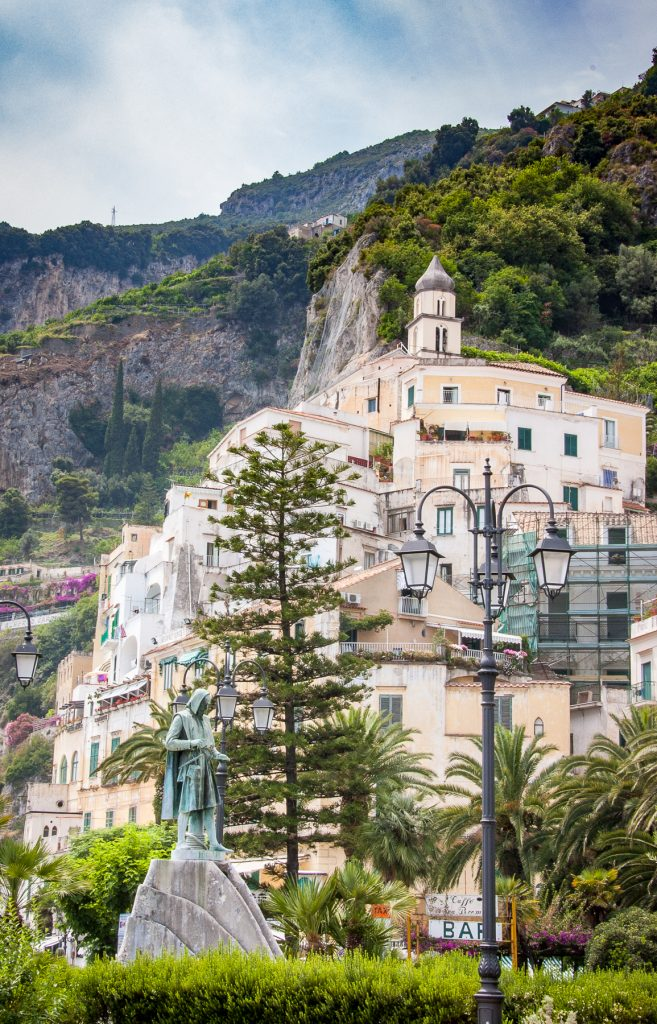 Visual appeal - Amalfi