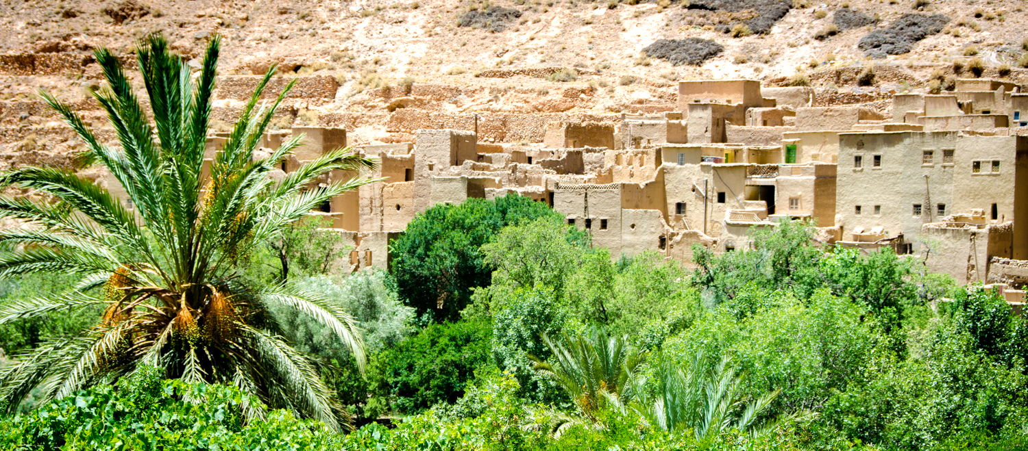 Visual Appeal - Morocco