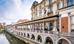 Colonnade by Riverside Market