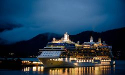 Reduce stress and worry: Cruise ship