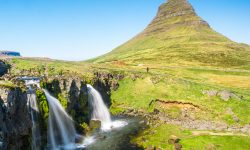Look the other way: Kirkjufell