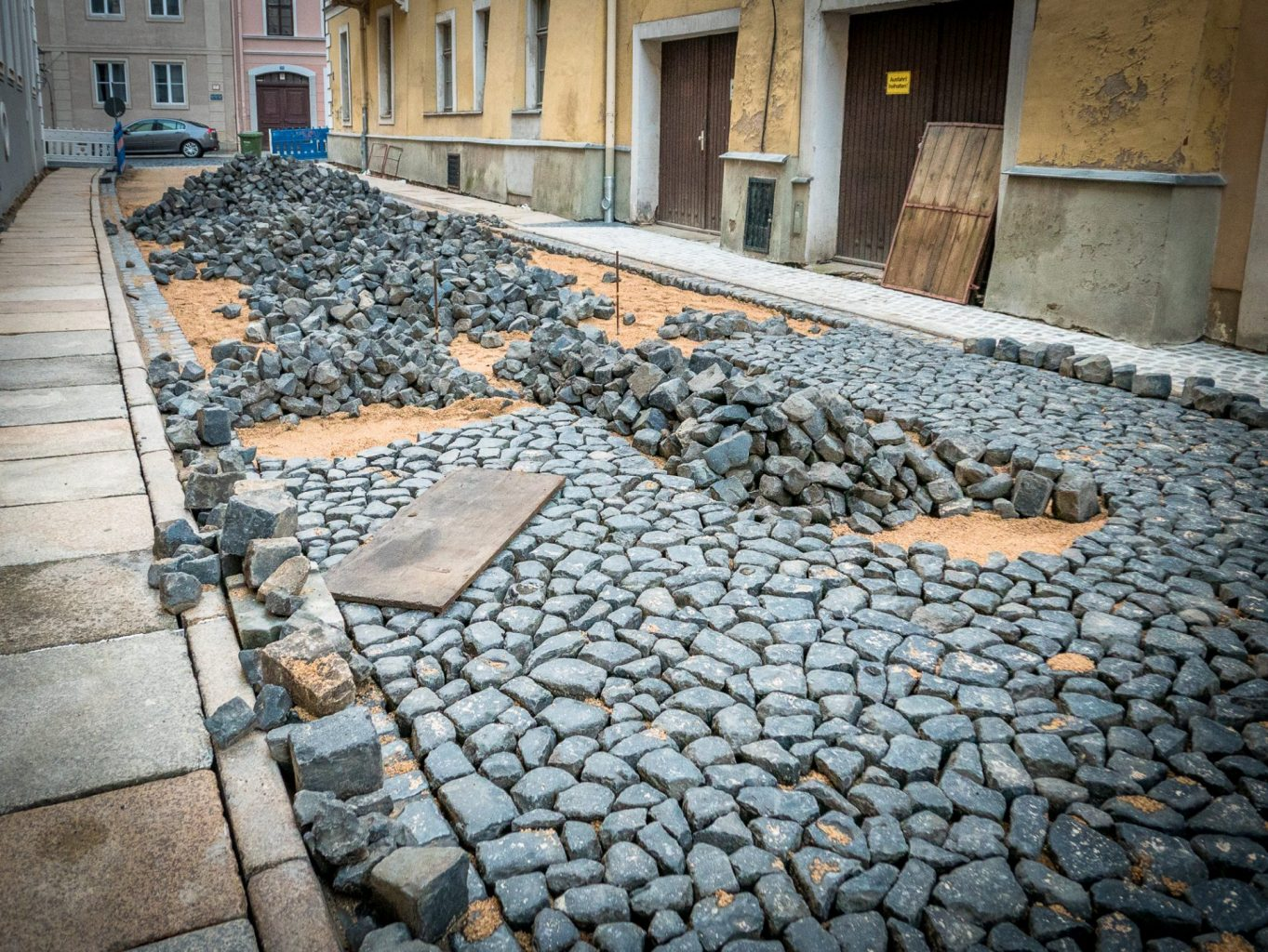 Cobblestone replacements