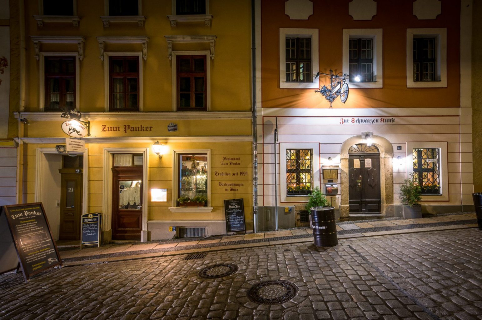Goerlitz restaurants