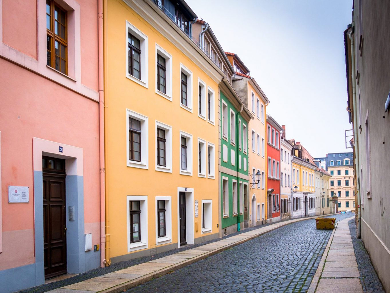 Side streets of Goerlitz