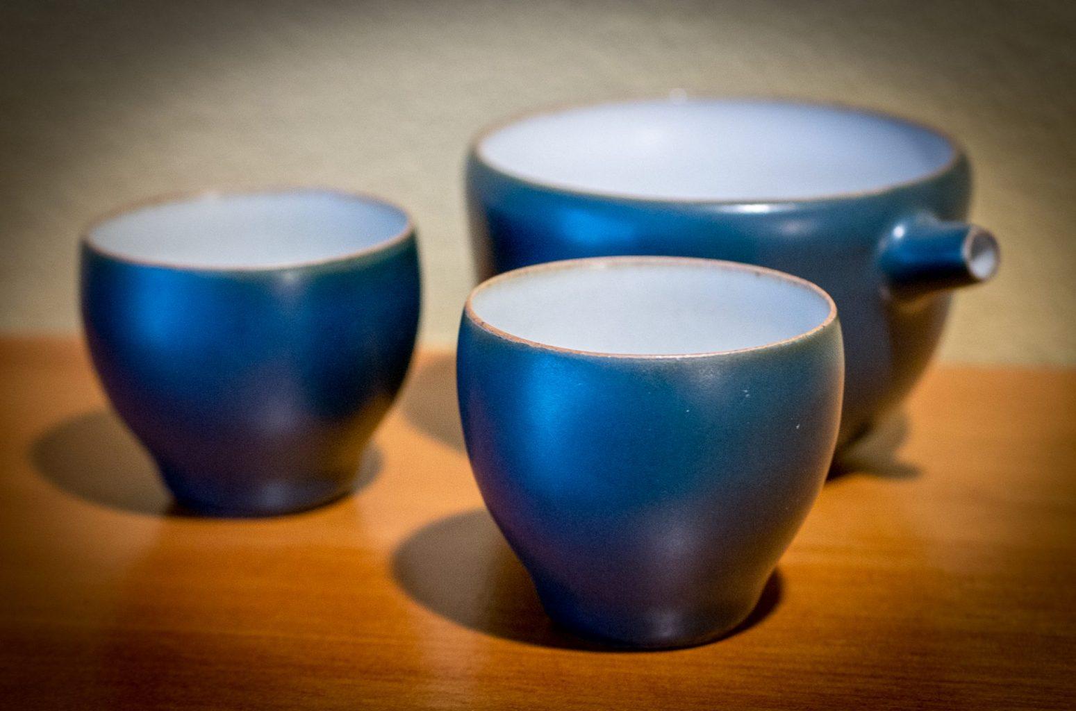 Tea set from China