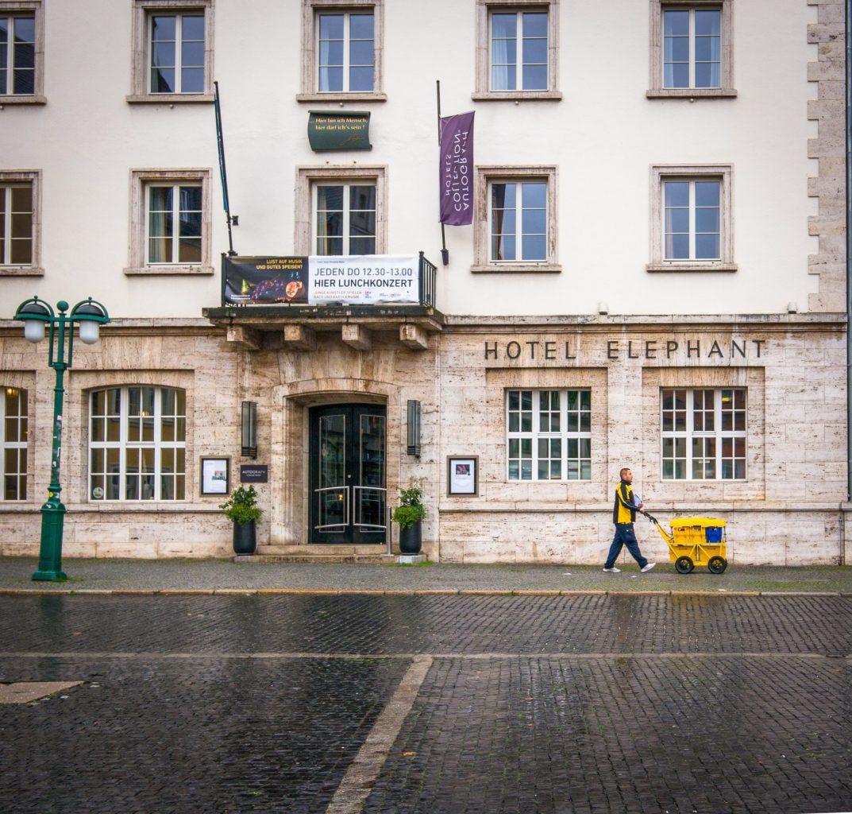 Weimar's Hotel Elephant