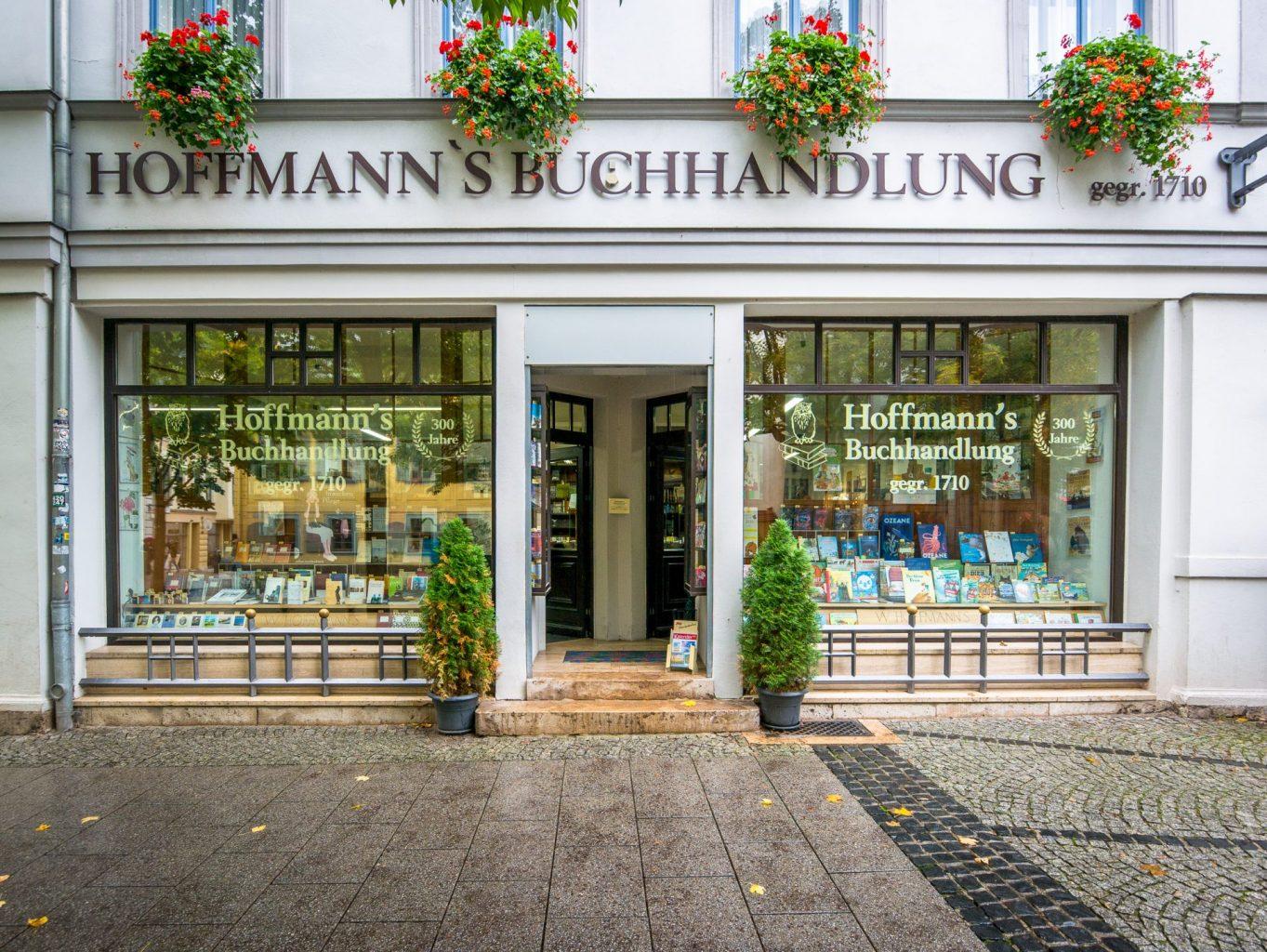 Hoffmann's Bookstore
