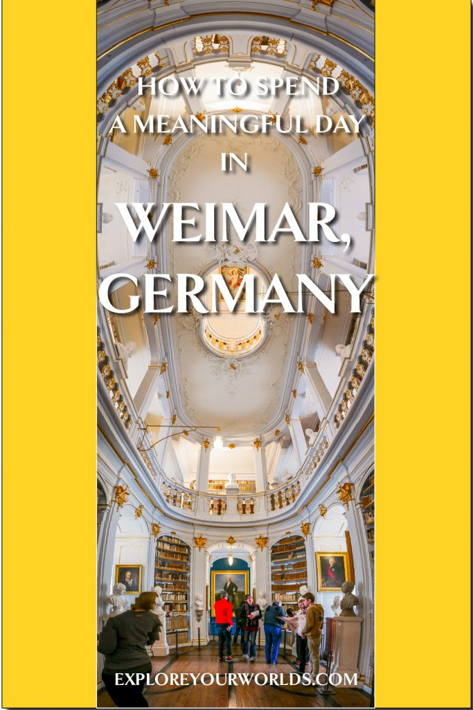 Weimar Anna Amalia Library