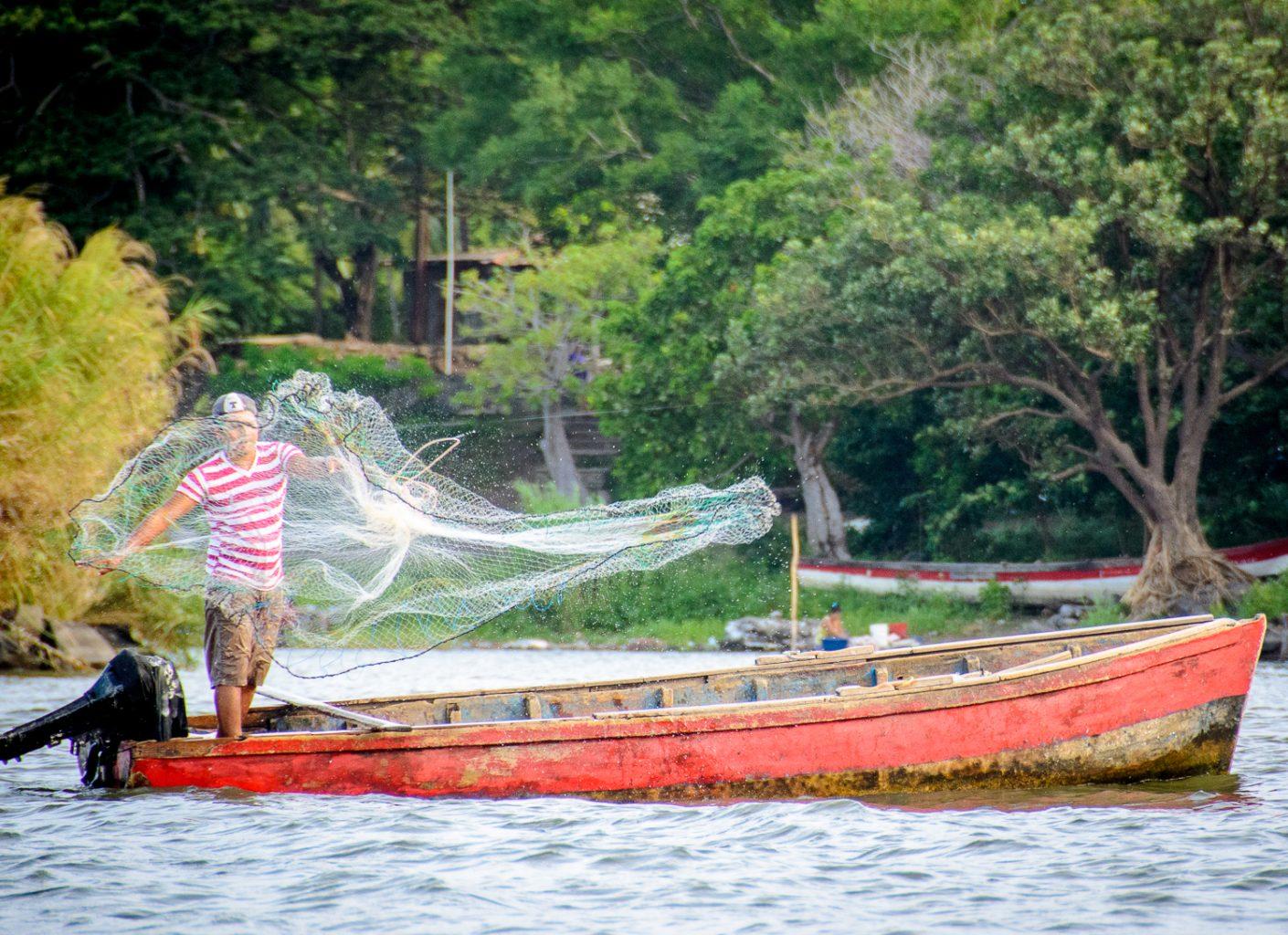 10 travel essentials: Nicaraguan fisherman