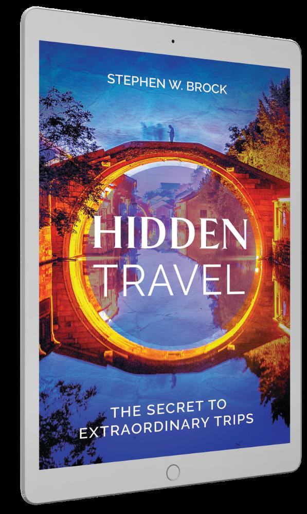 Hidden Travel Ebook