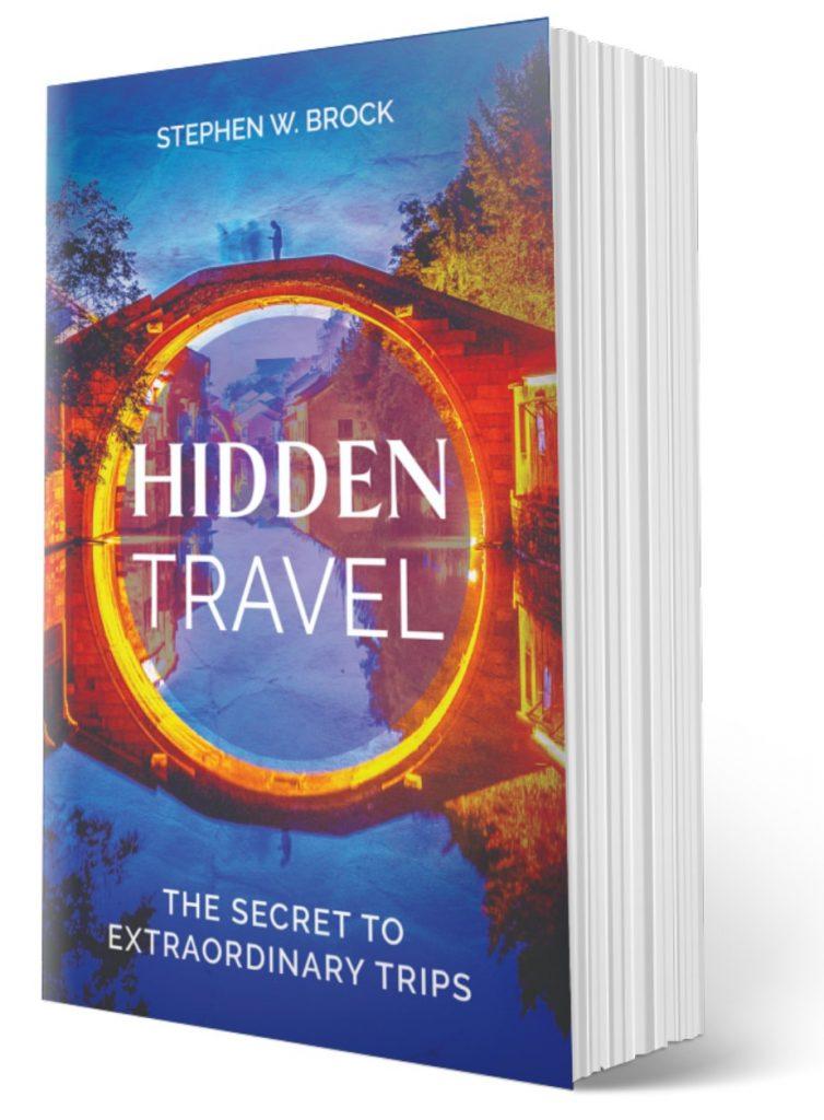 Hidden Travel paperback
